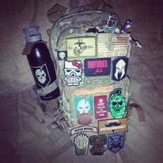 - honkey_k0ng (IG) Tactical Survival, Survival Knife, Survival Gear, Morale Boosters, 72 Hour Kits, Bug Out Vehicle, Tac Gear, Morale Patch, Bug Out Bag