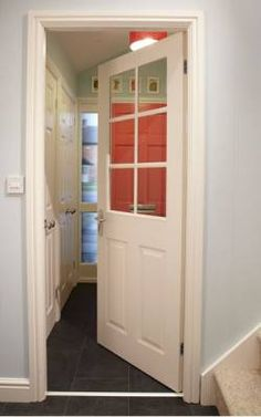 Wickes Geneva Internal Cottage Oak Veneer Door Glazed 5 Panel 1981 x 686mm | White interior doors Geneva and Glaze & Wickes Geneva Internal Cottage Oak Veneer Door Glazed 5 Panel 1981 ... pezcame.com