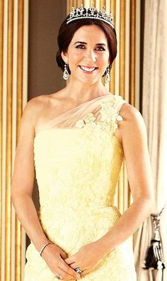 HRH Crown Princess Mary for The Australian Women's Weekly, 2013