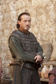 Jerome Flynn as Bronn on Game of Thrones. Photo courtesy of HBO Bronn Game Of Thrones, Game Of Thrones Theories, Game Of Thrones Fans, Game Of Thrones Characters, Jerome Flynn, Valar Morghulis, Valar Dohaeris, Winter Is Here, Winter Is Coming