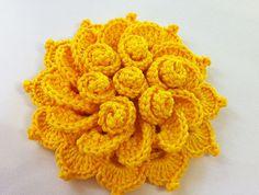 Delicadezas en crochet Gabriela: Flores