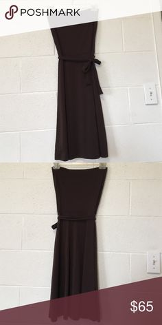NEW MARKDOWNSusanna Monaco Dress ☂️Original listing price - $65☂️ Susanna Monaco strapless dress in a gorgeous shade of brown. In perfect condition. Susana Monaco Dresses Strapless