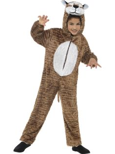 Choose from a wide selection of Children's Animal Costumes. From mammals to reptiles, we've got every animal group covered!