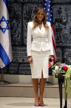 Israel, First Lady Melania Trump