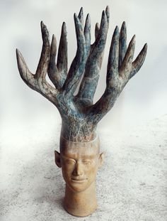 Agnès Debizet - ceramic sculptures