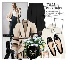 Perfect Pair: Fall Loafers by danijelapoly on Polyvore featuring polyvore, fashion, style, Dolce&Gabbana, Karen Millen, Valentino, Charlotte Olympia, Charlotte Russe, Christian Dior, Guerlain, CO and clothing