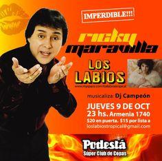 2010?  Ricky Maravilla / Los Labios
