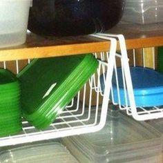 Schluss mit dem Tupperwahn - 10 Tipps für geordnete Küchenfächer