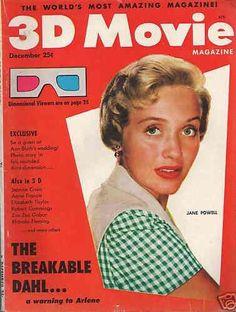 3D MOVIE December 1953