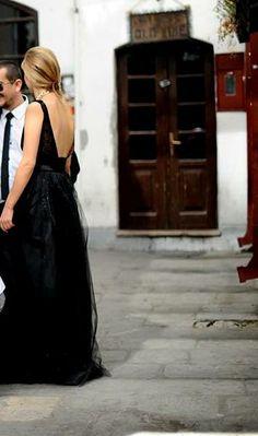 Awww that black fancy dress . Fancy Black Dress, 21st Party, Backless, Fashion Design, Dresses, Vestidos, Dress, Gown, Outfits