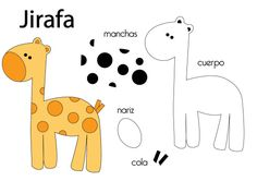 felt_animal_templates-Giraffe