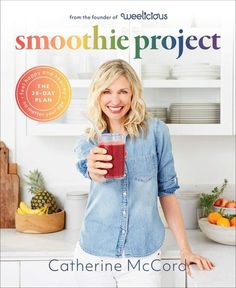 The Best New Cookbooks for Families Apple Smoothies, Yummy Smoothies, Smoothie Recipes, Lob, Smoothie Prep, Project Planner, Smoothie Ingredients, Day Plan, Homemade Baby