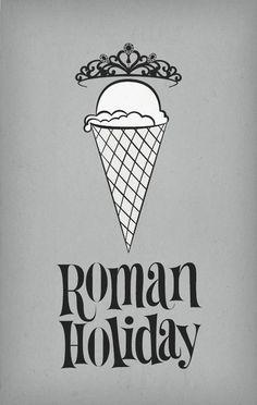 roman holiday.