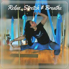 Relax, Stretch & Breathe!
