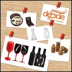 DESDE SL - MERCHANDISING - REGALO DE EMPRESA  Impresionantes regalos para los amantes del buen vino...  www.desdesl.es