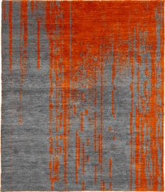 Hoffmani III Hand Knotted Tibetan Rug from the Tibetan Rugs 1 collection at Modern Area Rugs