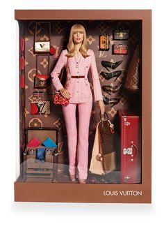 Louis Vuitton Barbie - Vogue Paris