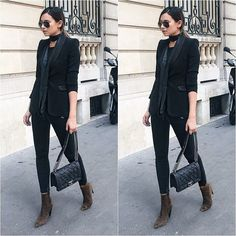 OUTFIT OF THE DAY BY @weworewhat #howtochic #ootd #outfit