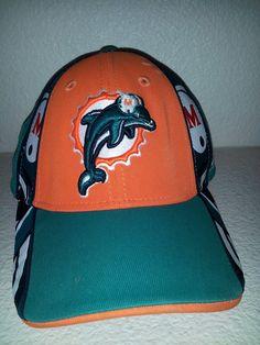 Reebok NFL Equipment Miami Dolphins Bucket Hat by DenimSurprises, $10.00