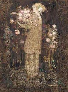 "Annie French's ""The Briar Maiden"""