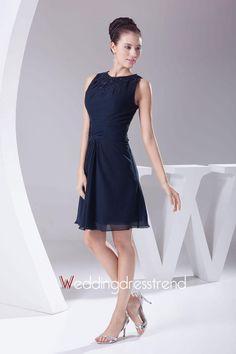 Sexy Sheath Jewel Beaded Chiffon Evening Dress http://www.weddingdresstrend.com/en/sexy-sheath-jewel-beaded-chiffon-evening-dress.html #prom dress
