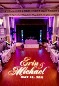 Wedding & Special Event Lighting Rental