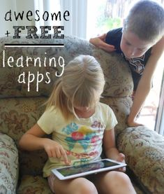 these are the best free learning apps! #3 is not just for the kids... I can't stop playing it! @corninggorilla #ad #gorillaglass