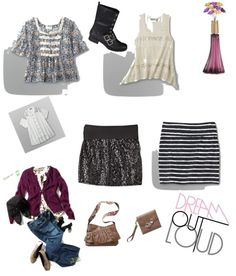"""Dream Out Loud"" by malmonte ❤ liked on Polyvore"