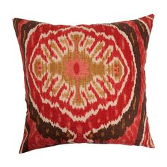 I pinned this Orestias Pillow from the Hot Hues event at Joss and Main!
