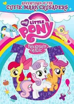 Tara Strong & Jayson Thiessen - My Little Pony Friendship Is Magic: Adventures Of The Cutie Mark Crusaders Little My, Little Girls, Horse Template, Dora And Friends, Hasbro Studios, Sweetie Belle, Princess Twilight Sparkle, Cute Ponies, Little Poney