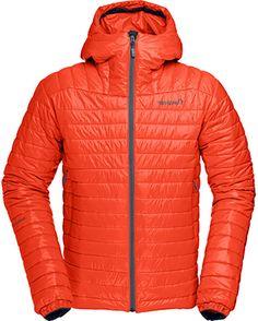 falketind PrimaLoft100 Hood Jacket (S) - Norrøna®