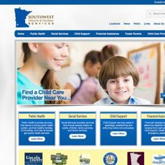 Southwest MN Health & Human Services – SWMHHS in Marshall, MN  WordPress Website and Blog