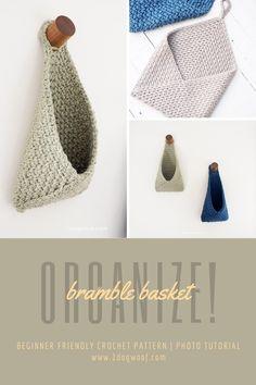 Crochet Wall Art, Crochet Wall Hangings, Crochet Home, Crochet Gifts, Diy Crochet, Crochet Bags, Modern Crochet Patterns, Knitting Patterns, Free Crochet Patterns For Beginners