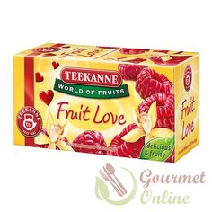 TEEKANNE Fruit Love 20 X 2_5g
