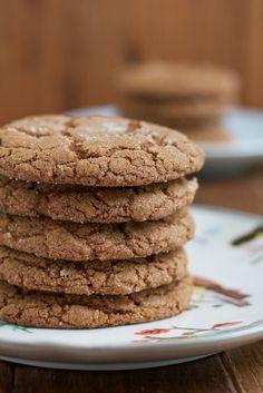 Pumpkin Molasses Cookies