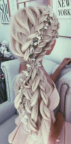 13 Best Shampoos for Fine Hair, Ranked - - - Hair styles - Wedding Hairstyles Wedding Hairstyles For Long Hair, Wedding Hair And Makeup, Pretty Hairstyles, Hair Makeup, Beach Hairstyles, Hairstyle Ideas, Trending Hairstyles, Mermaid Hairstyles, Girl Hairstyles