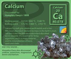 #periodictableofelements #periodictable #calcium