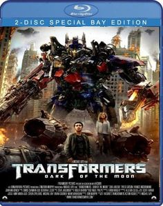 Transformers 3 Dark of Moon (2011) Dual Audio Hindi English BRRip 720p Download