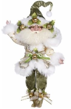 Mark Roberts Fairies Sleighbell Fairy Small 9 Inches Mark Roberts Fairies Sleighbell Fairy Small 9 Inches Includes a certificate of authenticity and registration which records your name as the original purchaser. Christmas Fairy, Christmas Mood, Christmas Bells, Christmas Decorations, Christmas Ornaments, Holiday Decor, Fairy Figurines, Christmas Figurines, Mark Roberts Fairies