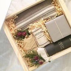 177 Best Loved And Found Box Curated Gift Boxes Images In 2019