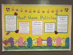 Easter policy board
