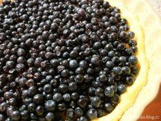 boruvkovy kolac1 Sweets, Fruit, Food, Cakes, Sweet Pastries, Goodies, Essen, Cake, Candy