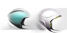 Ski Helmet on Behance
