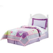 "Butterfly Garden Twin Comforter Set - Idea Nuova - Toys ""R"" Us"