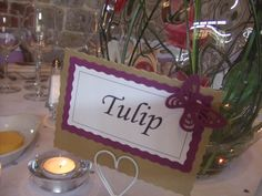 Table Names!