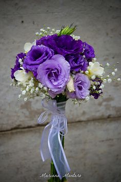 Flowers - wedding - ramo de novia