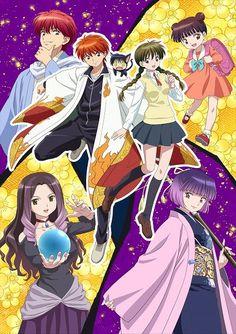 Anunciado reparto adicional y fecha para la tercera temporada de Kyoukai no Rinne.
