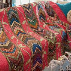 Modern Scrappy Quilts - Yahoo Image Search Results