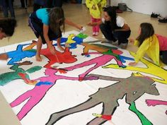 contemporary art for kids - Google Search