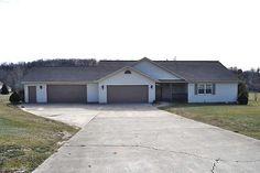 SOLD!!! Over 1200 sq feet of garages!   HOME OF THE WEEK: 6561 N. Rhinestone Drive, Ellettsville: HeraldTimesOnline.com and debtomaro.com